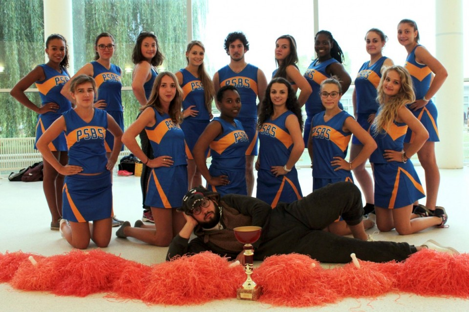 Pompom Girls PS-BS 2014-2015
